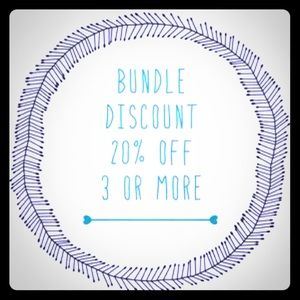 Other - Bundle 3+ take 20% off ! 👀 @ my closet